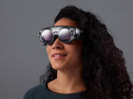 Magic Leap One (c) Magic Leap