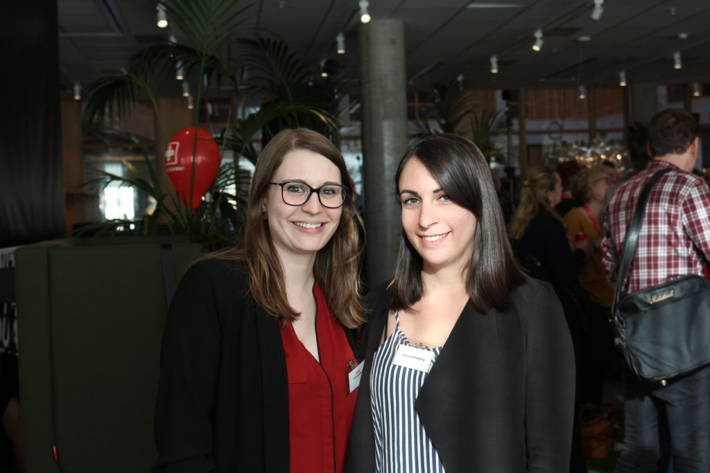 Darklight Studio at the Swiss Reception (c) SWISSGAMES