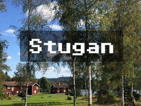 (c) Stugan