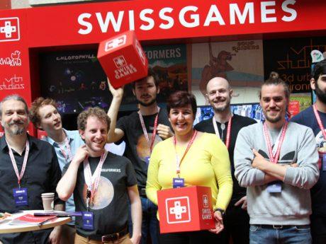 SwissGames at Nordic 2019 (c) Hannah Fasnacht
