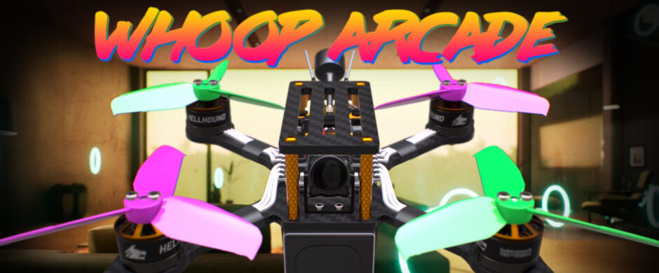 Whoop Arcade Game Screenshot