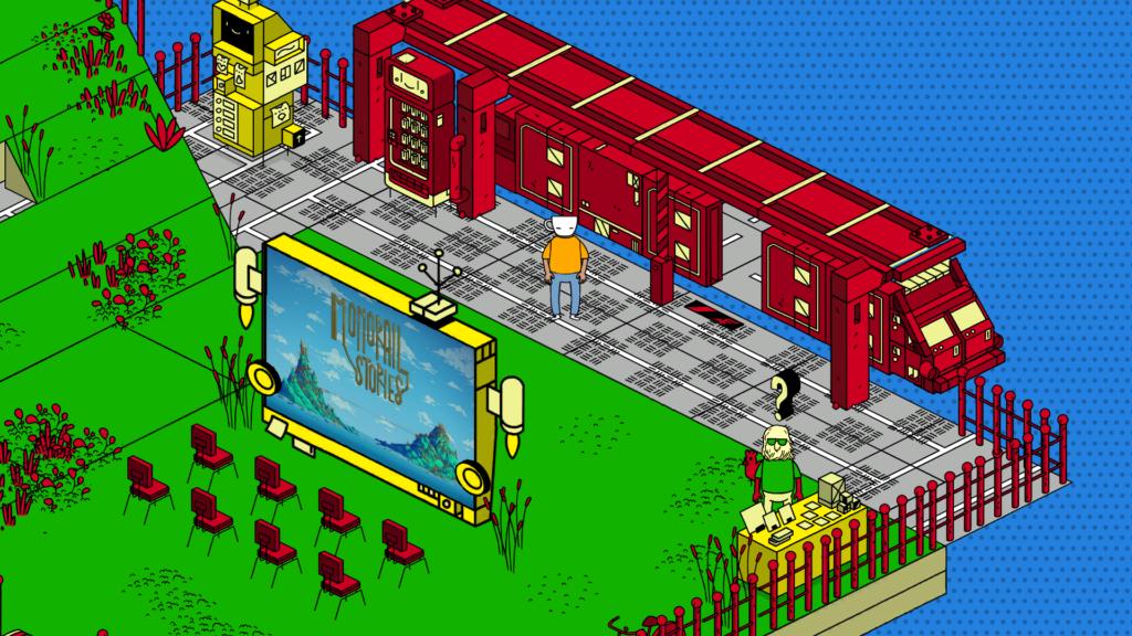 Stelex Software – Monorail Stories