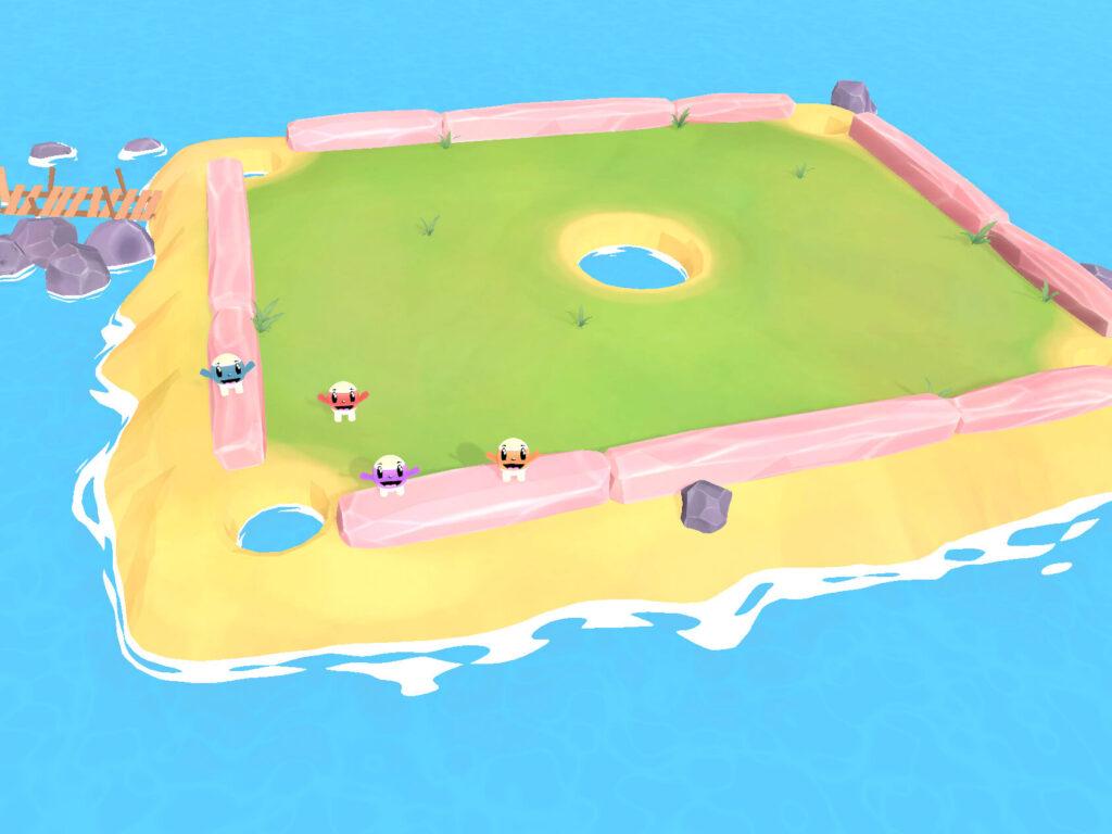 Pool Party Game Screenshot