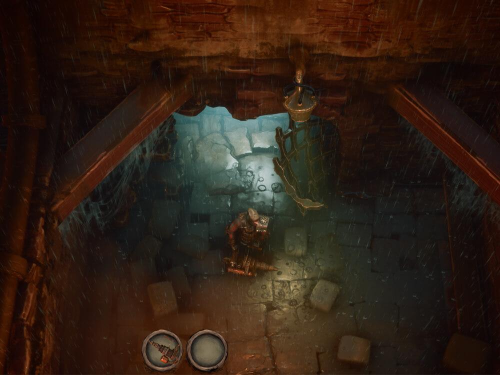 Moroi Game Screenshot