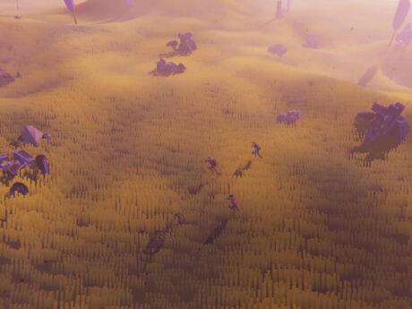 Wildplanet Game Screenshot